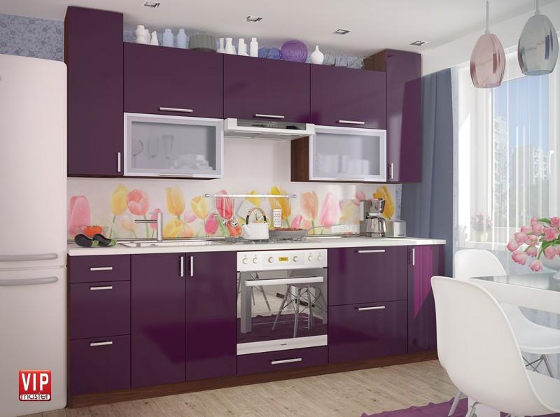 Крашеная кухня в Киеве: стильный и универсальный выбор