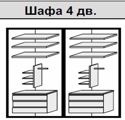 Модульная спальня Флоренция 4%D0%B4%20%D0%B4%D0%BE%D1%83%D0%BA